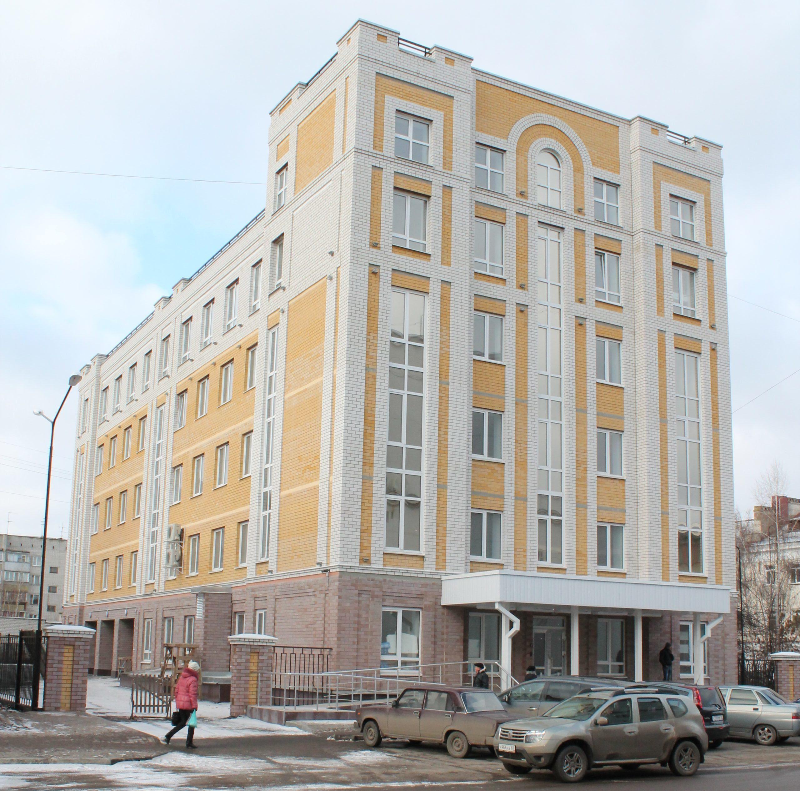 Управление СК России по Тамбовской области – кровля